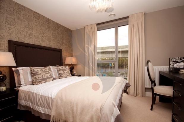 1 bedroom flat for sale   in Royal Docks Apartments, Royal Docklands, London, UK