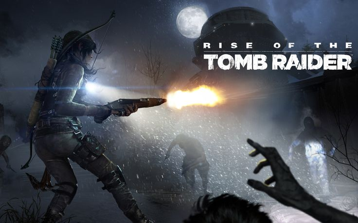 Rise of the Tomb Raider HD Wallpapers 7