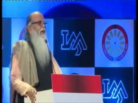 #IMA International Management Conclave 2013 : #SwamiAnubhavanand ji - part 5