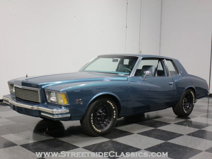 1978 Chevrolet Monte Carlo for sale - Charlotte, NC | OldCarOnline.com Classifieds