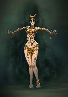 Czajnik's Workshop: The Enchantress