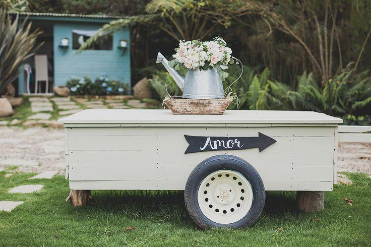 Outdoor wedding sing - efeunodos fotografía - celebramos el amor