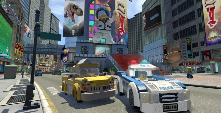 LEGO City Undercover - Cheat Codes (With images) | Lego ...