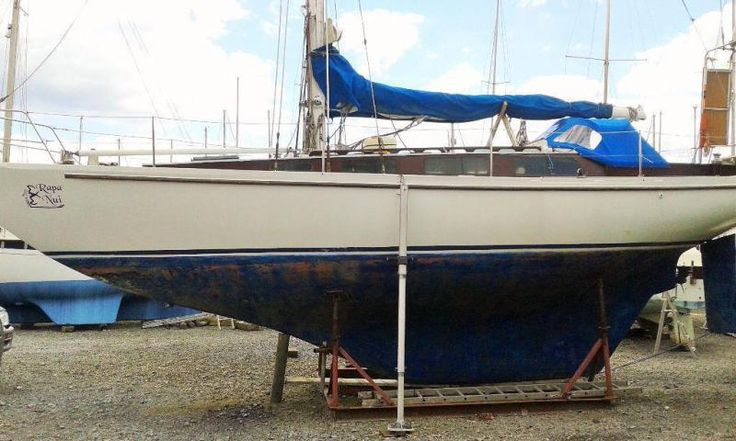 Boats for sale UK, boats for sale, used boat sales, Sailing Yachts For Sale 38ft Bermuda Cutter Yacht For Sale - Apollo Duck