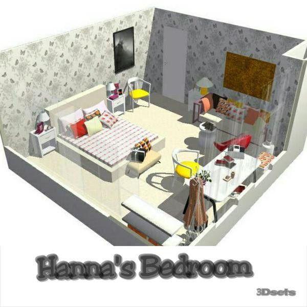 9 Best Hanna Marins Bedroom Images On Pinterest
