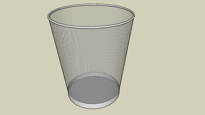 IKEA Papierkorb Dokument - 3D Warehouse