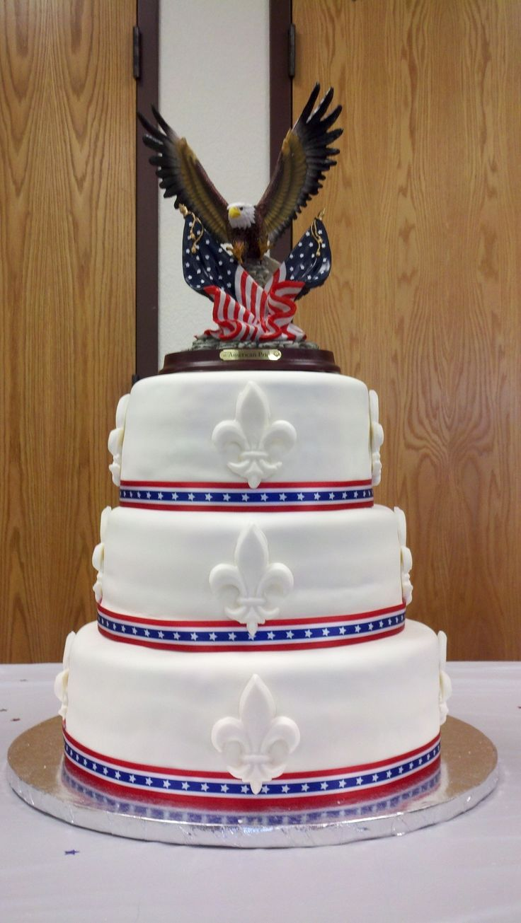 1000 Ideas About Eagle Scout Cake On Pinterest