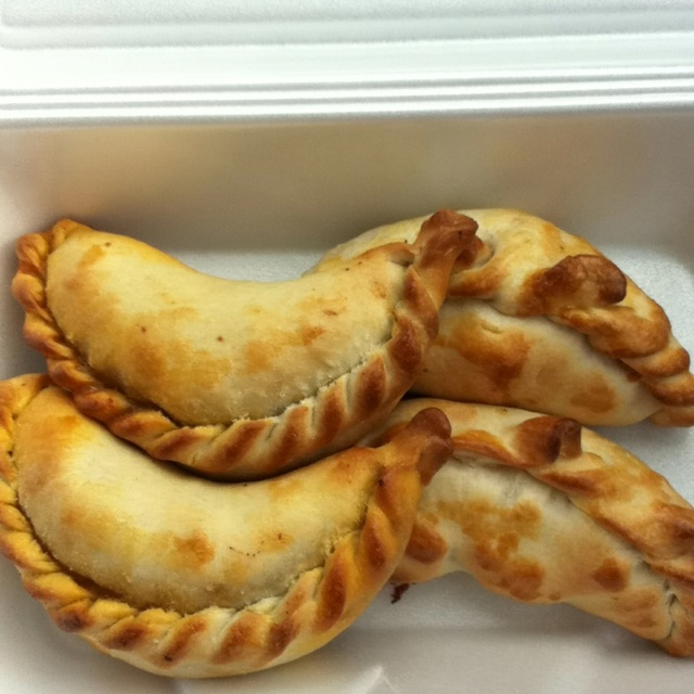 Manena's pastry shop and deli Best empanadas I've had so far <3 and the tres leches is super yum
