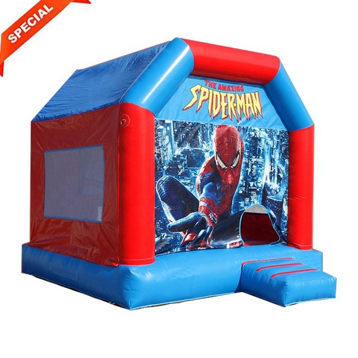Top Quality Custom Hot Popular Nylon Fabric Inflatable Batman Bouncy Castle for Sale Manufacturer