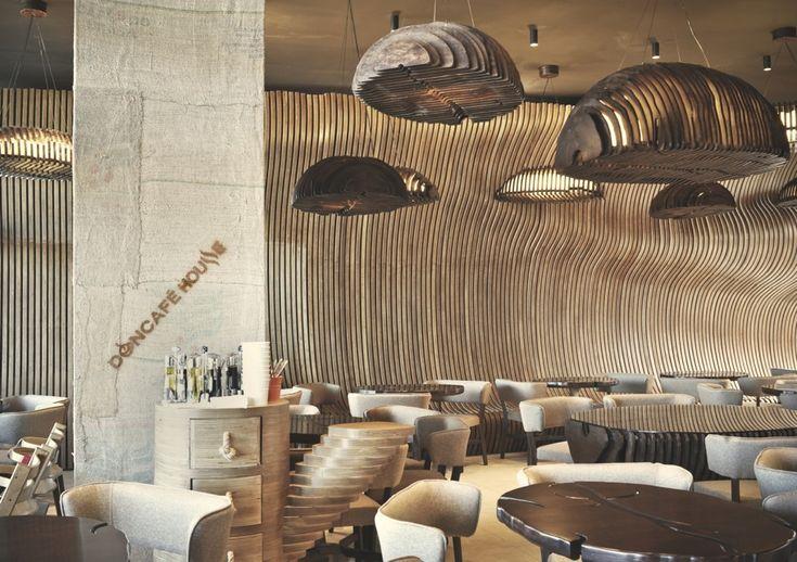 Coffee House Interior Design
