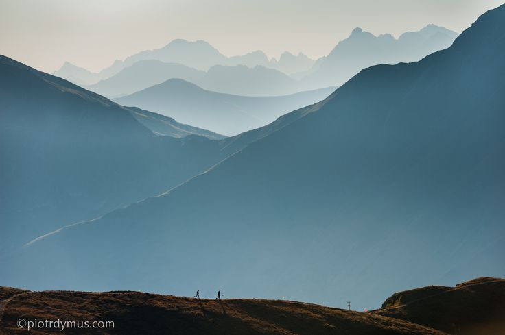 Ultra Trail Run on Tatra Mountains ridge, 2013.