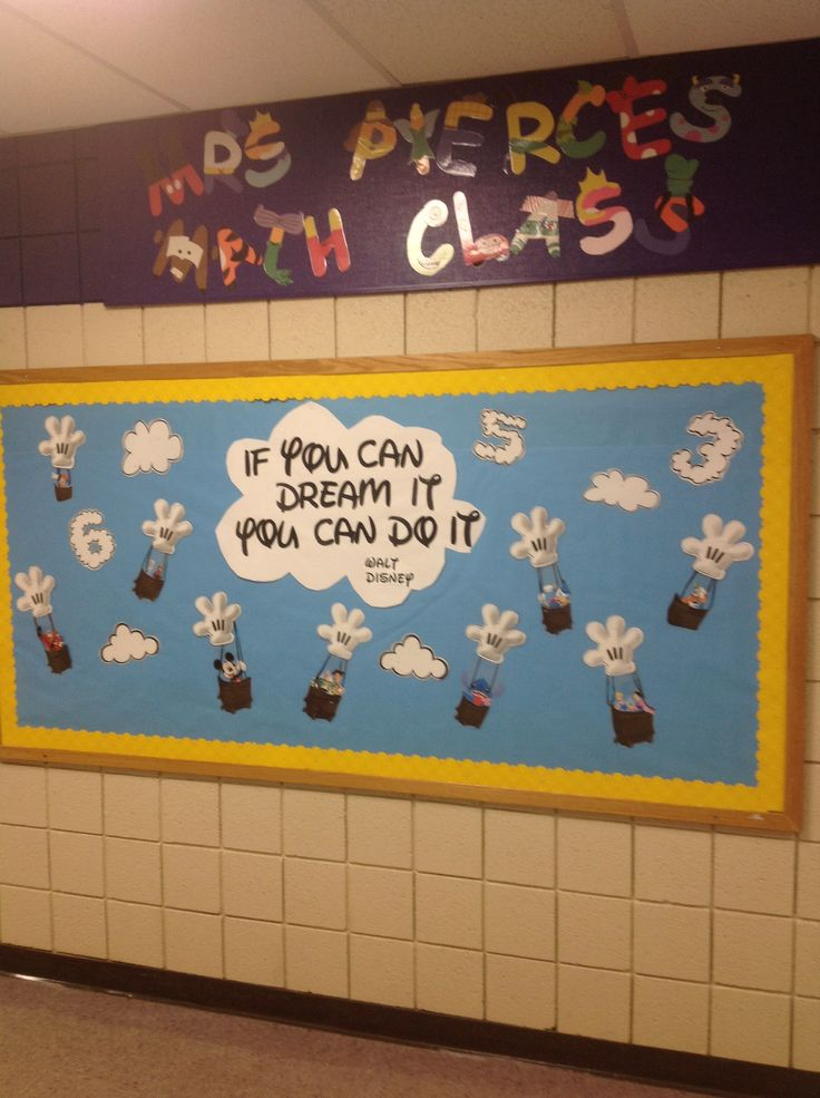 254 best disney theme bulletin boards images on pinterest for Theme board ideas