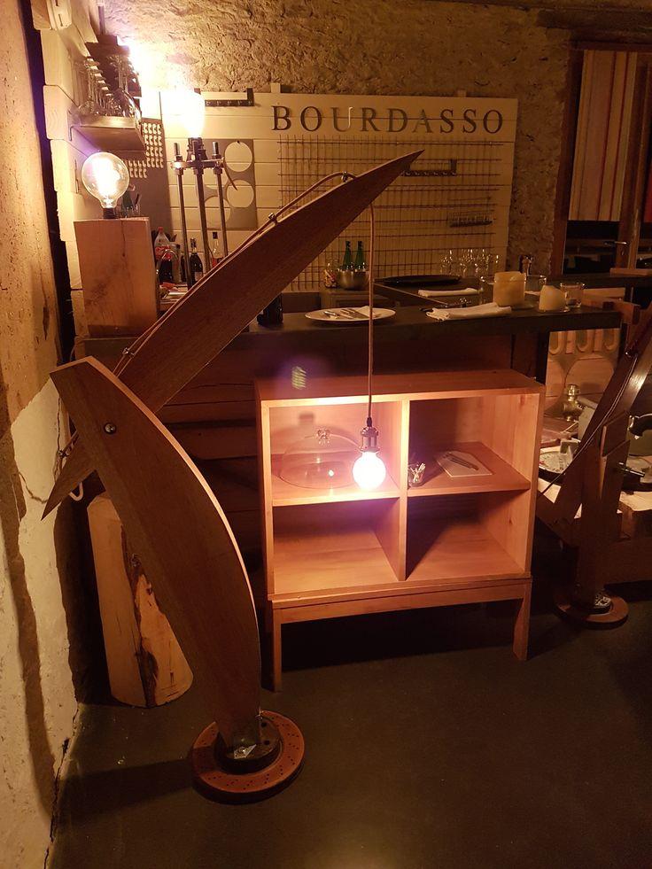 industrial lamp by Fabio Antonini