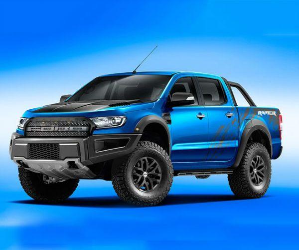 2020 Ford Ranger 2020 Ford Ranger Ford Ranger Raptor 2019 Ford Ranger