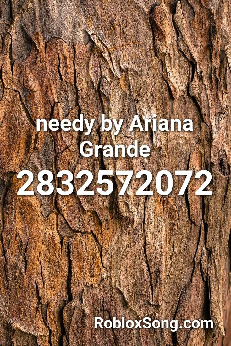Roblox Ariana Grande Id Song