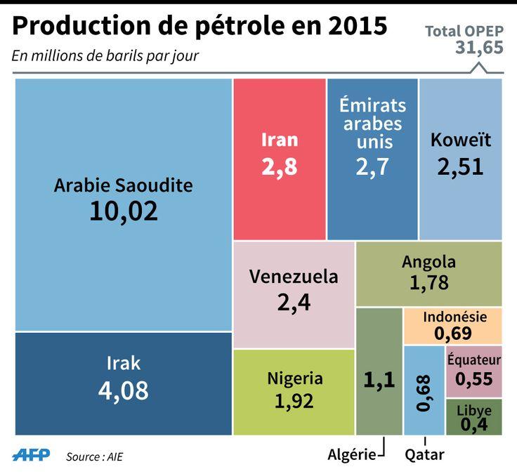 Chute du prix du pétrole: pourquoi l'Opep peut exploser - Challenges.fr