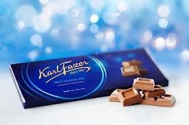 fazerin sininen - ainoa suklaa joa syömme ei makujuttuja