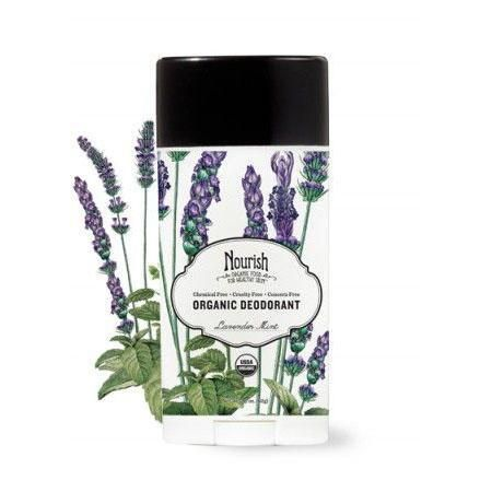 Organic Deodorant (Lavender Mint)