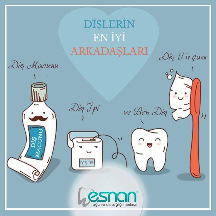 Diş Bakımı Önemli!  #esnan #diş #dişhekimi #dentist #dentalhospital