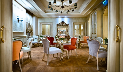 Wedding hotel in Milan Chateau Monfort