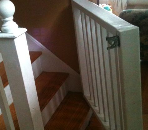 10 Images About Baby And Dog Gates Awesome On Pinterest