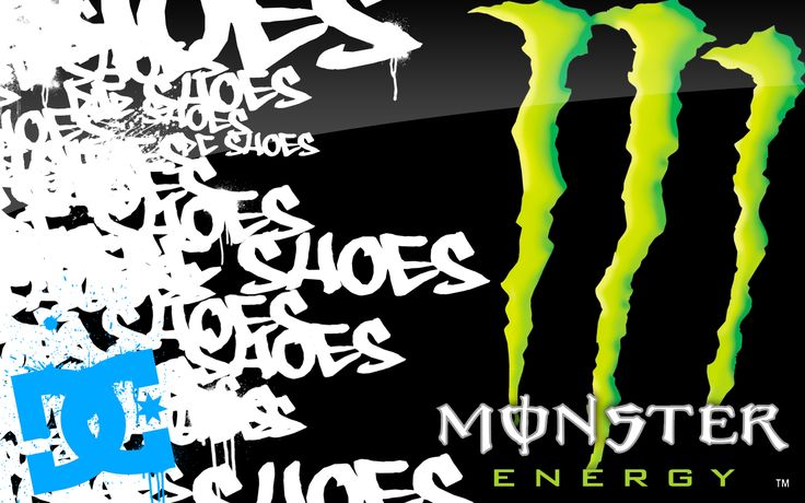 monster | dc monster energy wallpaper | Galexy | Pinterest