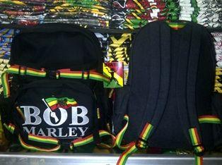 BACPACK BOB MARLEY