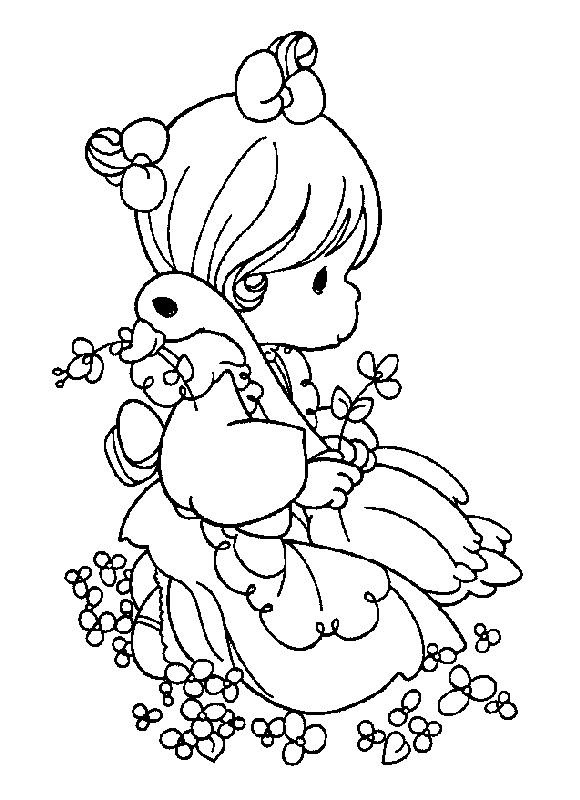 168 best Precious Moment Coloring Pages images on Pinterest