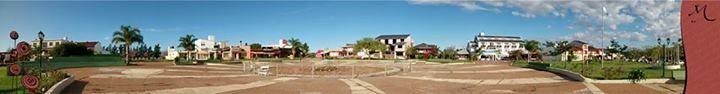 Panorámica de la plaza seca de Federación #fotodeldia #federacion #termas