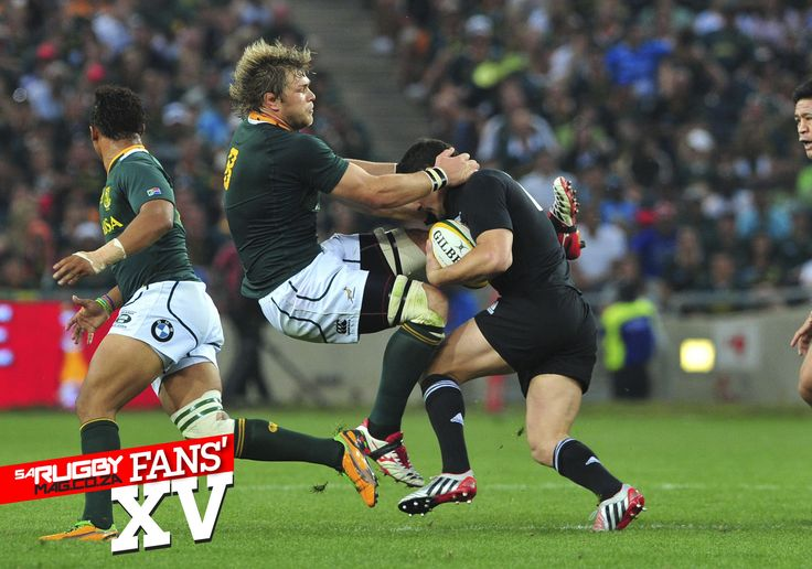 Duane Vermuelen is my pick for the Springbok eighthman in the SA Rugby Fans' XV