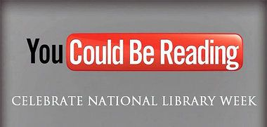 Putyourfaceinabook: Love of reading goes viral for National Library Week 4/11/2012