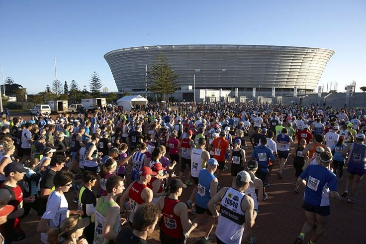 Cape Town Gun Run | October | Cape Town Stadium Vlei Road Greenpoint