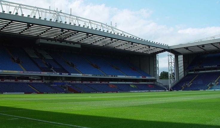 Ewood Park, Blackburn. UK. Home of Blackburn Rovers FC