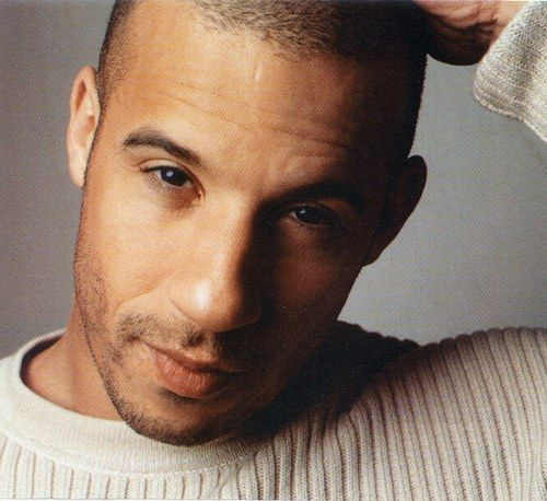 mmm....vin diesel! do you think i have a type?? : )