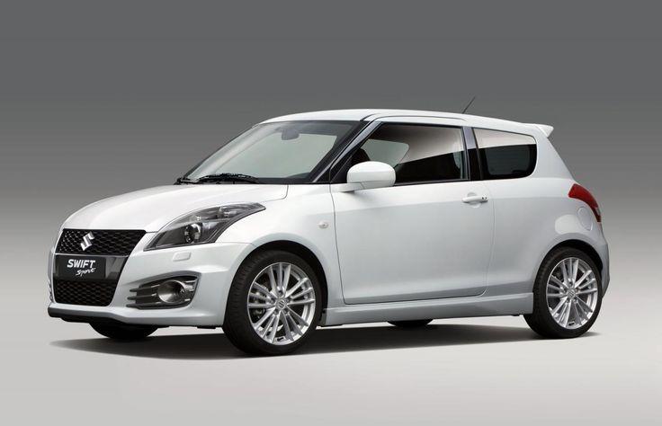 Suzuki Swift 13 Cabrio