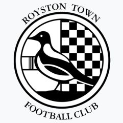 1875, Royston Town F.C. (England) #RoystonTownFC #England #UnitedKingdom (L16664)