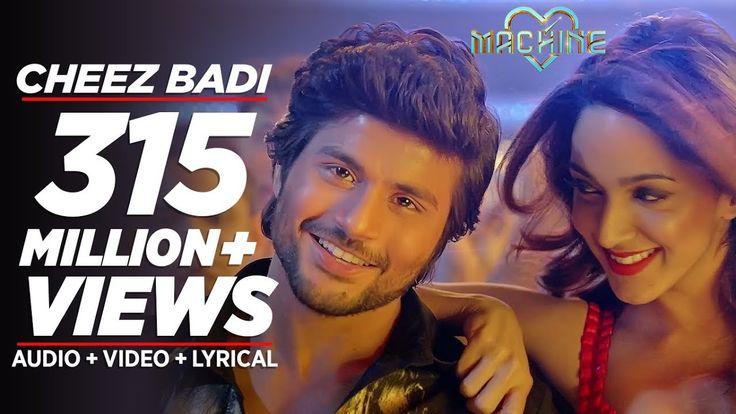 Cheez Badi  Full Video | Machine | Mustafa & Kiara Advani | Udit Narayan...