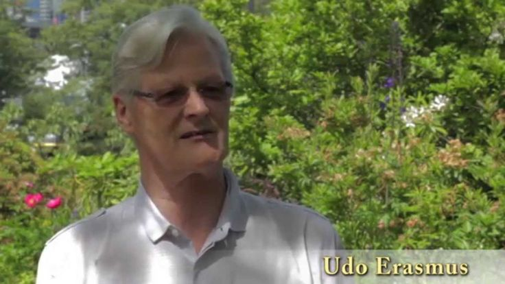 STELFOX 01: Udo Erasmus - Imagination, Visualization, Creativity and Suc...