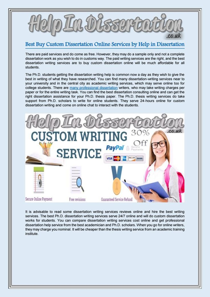 writing services reviews
