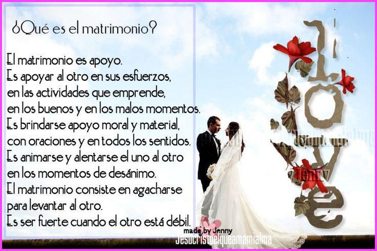 Matrimonio Q Significa : Que es el matrimonio pinterest