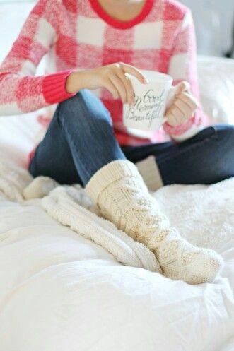 #cozy #socks #home