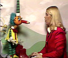 Mr Squiggle and Ms Jane as a part of my childhood afternoon viewing.
