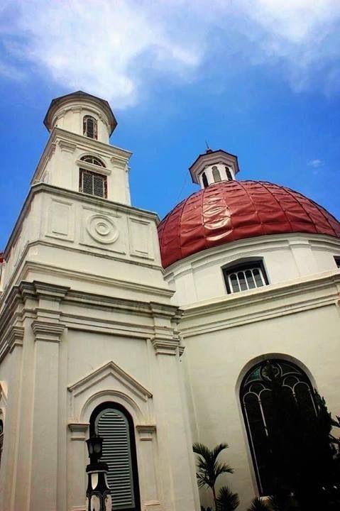 Old Town, Semarang Central Java