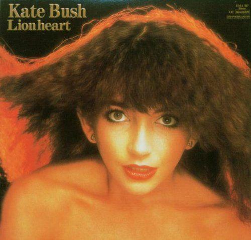 Kate Bush Lionheart Album Cover The first album I ever bought