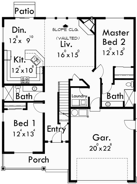 33 best House Plans by images on Pinterest