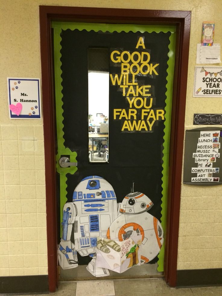 Christmas Door Decorations Star Wars - Halloween Costume Ideas