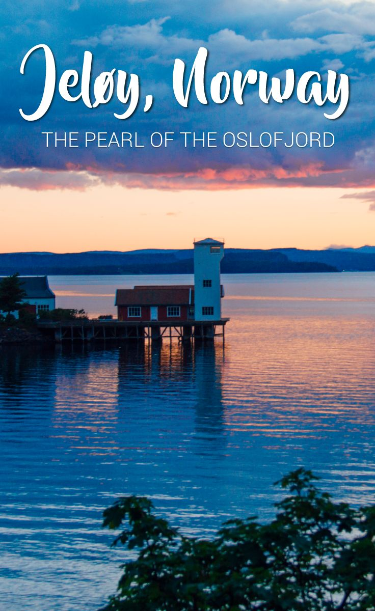 Jeløy in Moss, Norway. Jeløy is known as the pearl of the Oslofjord because of its beauty.This post will inspire you to take you to Jeløy, only a day trip from Oslo. #Jeløy #Moss #Norway #Oslo
