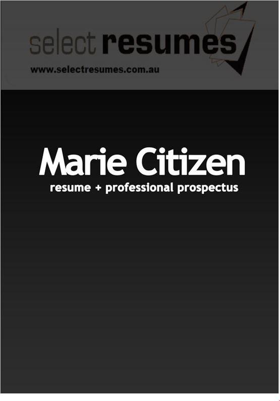 321 best Executive Resume images on Pinterest - resume writers chicago