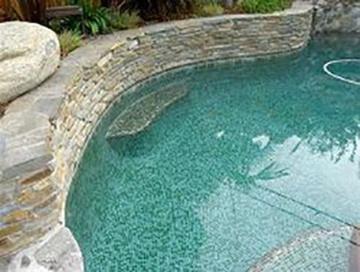 Tuscan Style Swimming Pool Mosaic: You Get So Much More Than Color and Sophistication… Deciding to add a pool mosaic design into your Tuscan landscape project can be one of the coolest…