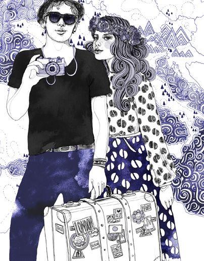 Silke Werzinger + Colagene, Illustration Clinic
